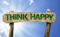 Think Happy - energy follows thought