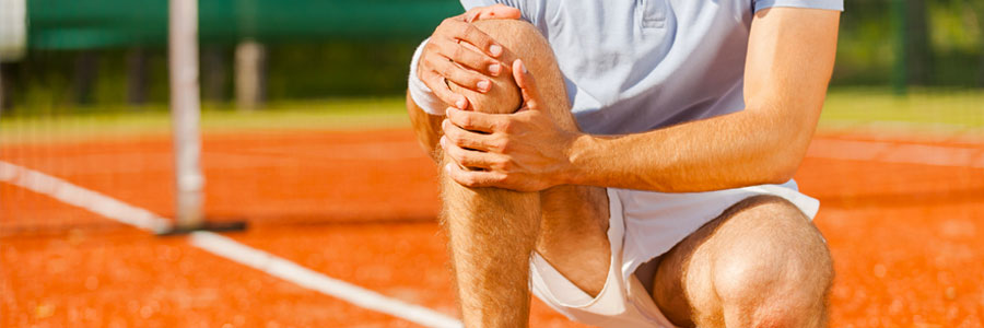 Quantum Touch helps with Knee Pain -