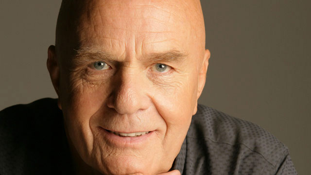 Photo of Dr Wayne Dyer